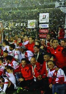Final Copa Bridgestone Libertadores 2015